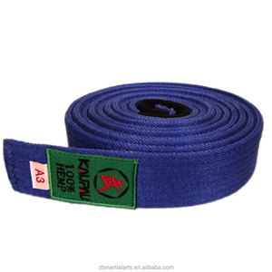Free Belt Sample Pre-Shrunked Soft Washed Customized Wholesale Bjj Gi jiu jitsu Gi Belt
