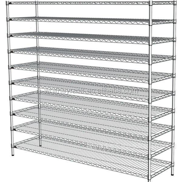 Fantastic Commercial Kitchen Wire Racks Gallery - Electrical ...