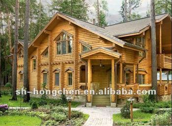 New Style With High Quality And Low Price Modern Wooden Log Houses