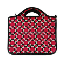 colorful wowem laptop sleeve with handle neoprene laptop bag