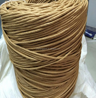 high quality one starnd 3mm 4mm 6mm paper cord for chairs
