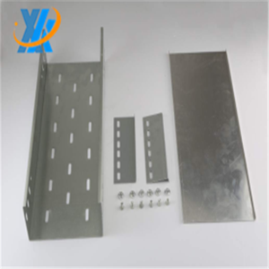 High quality pre-galvanized perforated Cable Tray and trunking ,outdoor and waterproof cable tray manufacturer