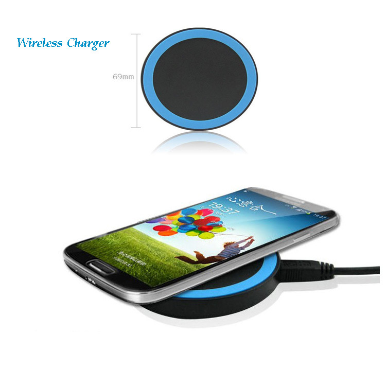 Protable Mobile Phone qi wireless charger for samsung Hight Quality Wireless Charger for Samsung Wireless Charger