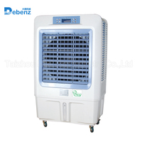 Industrial and commercial Portable Evaporative Air Cooler,water cooling fan