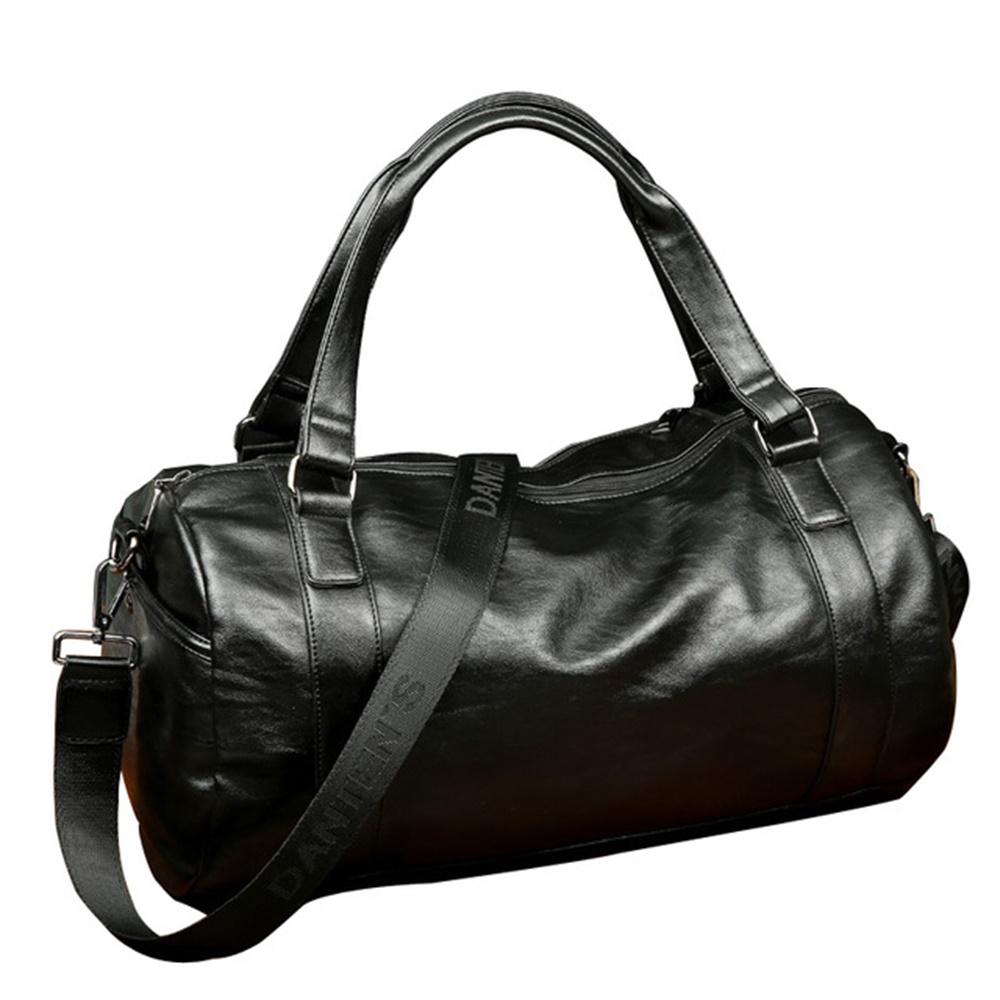 achetez en gros sac de sport en cuir en ligne des grossistes sac de sport en cuir chinois. Black Bedroom Furniture Sets. Home Design Ideas