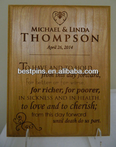 wedding plaque,wedding vows engraved on wood plaque buy wedding Wedding Vows Plaque wedding plaque,wedding vows engraved on wood plaque buy wedding plaque,wedding vows engraved wooden plaque,fashion wedding gift wall plaque product on wedding vows plaque