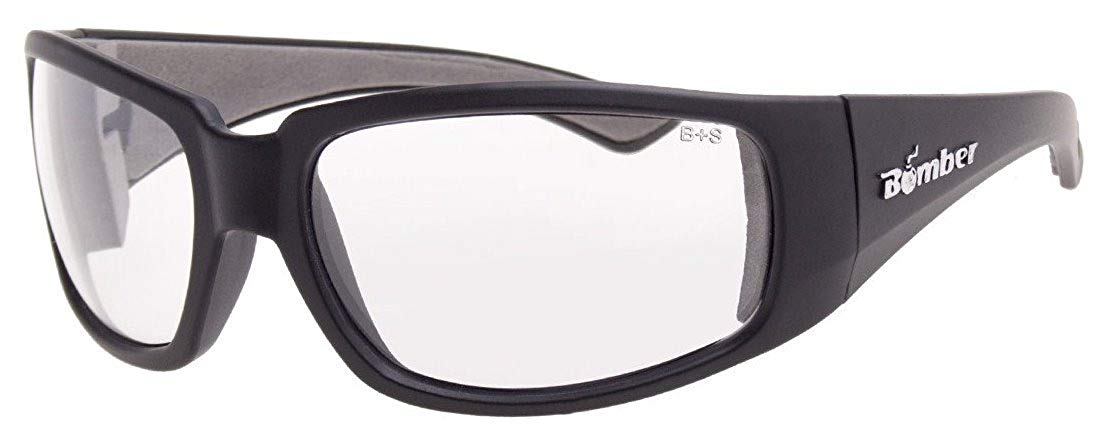 e66d89757fe Get Quotations · BOMBER STINK-BOMBS wrap round 8 base 63mm Sunglasses