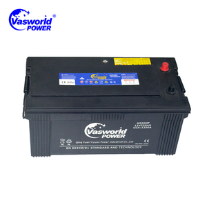 City Bus Battery N220 12V 220Ah Maintenance Free Batteries