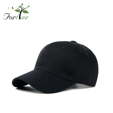 Fashion unisex 6 panel logo design blank cotton caps hats men baseball cap custom