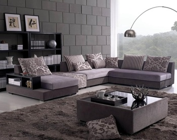 Home Interior Modern Corner Furniture Armless Living Room Sofa Set Design -  Buy Home Furniture Sofa,L Type Sofa,European Style Sofa Product on ...