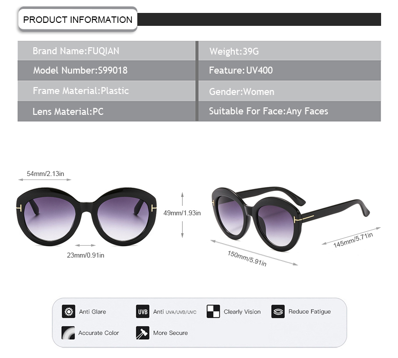 Fuqian lightweight polaroid sunglasses price company-9