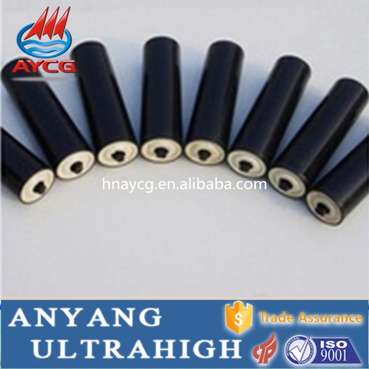 AYCG wear resistant self-lubrication hard plastic <strong>rollers</strong>