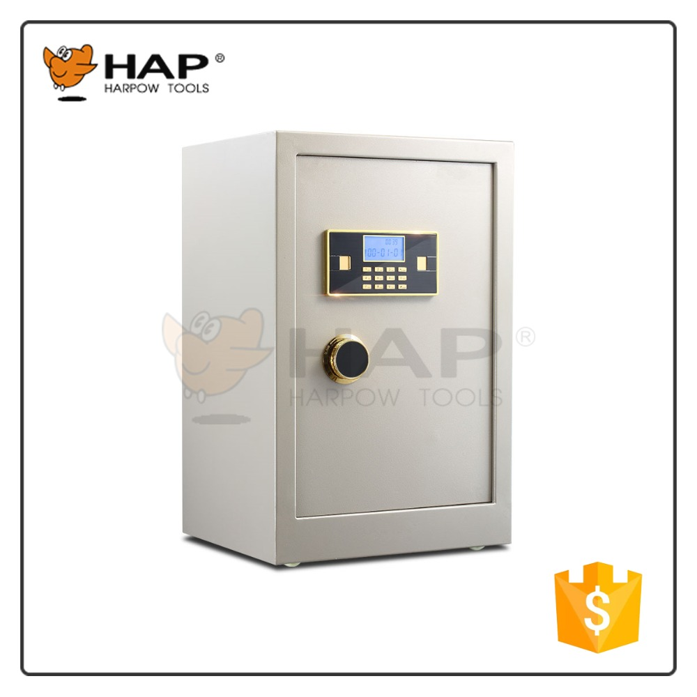 Home office use high security safe box with electronic lock