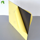 Green 2018 hot sale Double side adhesive album sheet plastic pvc