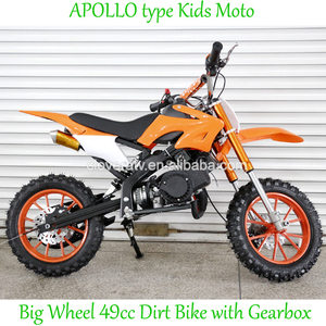 Cheap Used Mini Motorcycle 49CC Kids Dirt Bike with CE certificates