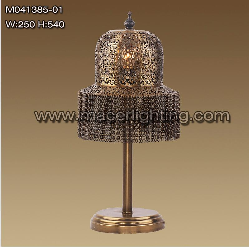 Middle East Antique Style Popular Table Lamp For House Decoration ...