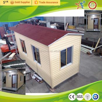 Cheap prefab houses with galvanized steel base casas - Casas prefabricadas low cost ...
