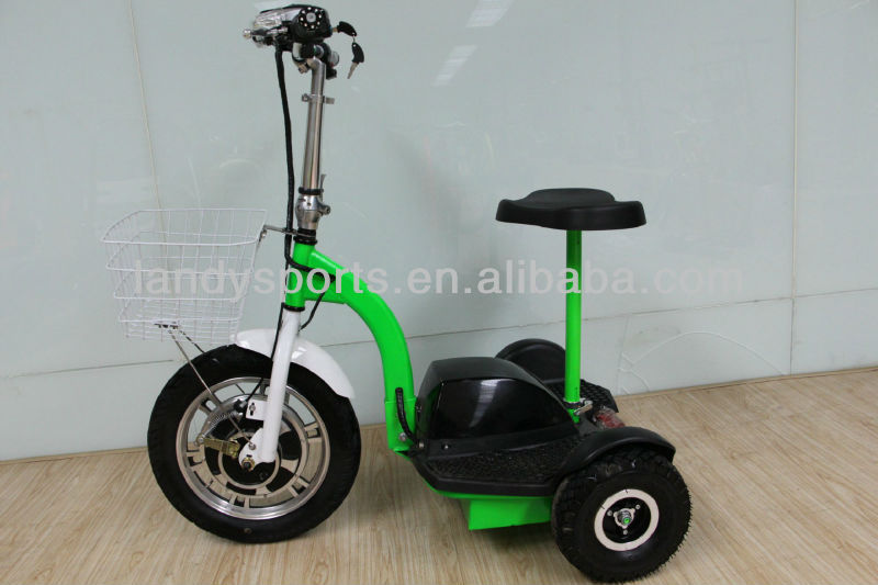2014 made in china pliable trois 3 wheeler lectrique 3 roues scooter vendre ld es350h. Black Bedroom Furniture Sets. Home Design Ideas