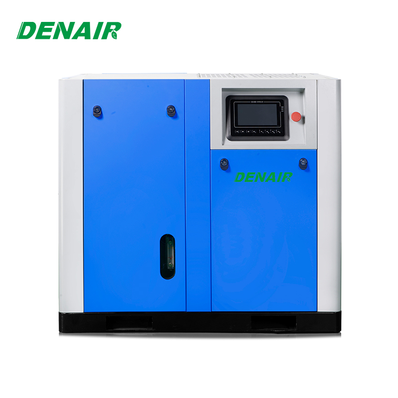 Oil free rotary Scroll air compressor with multi air end