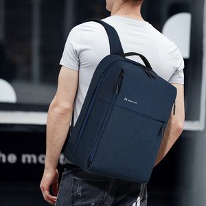 Fashional Men Laptop Backpack Waterproof Polyester Business Pack bags Leisure School Backpack Bag For Men