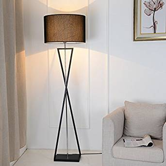 JMH-lamp The Living Room Lamp Of Scandinavian Minimalist Creative Personality Retro Vertical Desk Lamp Bedside Lamp Remote Control D Electrodeless Dimming 12W