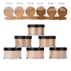Face makeup powder foundation toner mineral cosmetics loose powder
