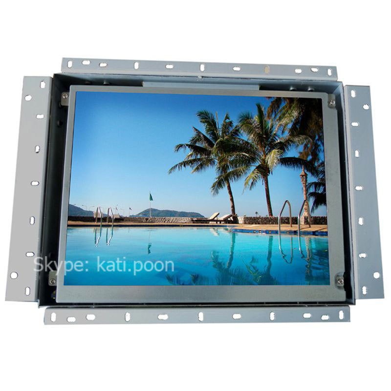 13.3 inch touch screen vga tft lcd monitor full HD lcd screen