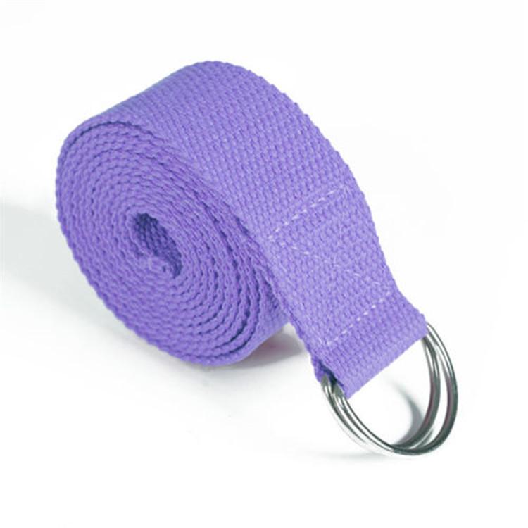 الساق رباط مرن لتحسين المرونة تمتد خارج حزام اليوجا بيلاتيس ممارسة العلاج الطبيعي حزام ل رحاب الرقص