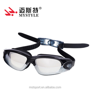 2017 Big adult diving swimming goggles