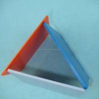 Wholesale new products abs plastic price 1.5mm double layer color abs sheet engraving sheet