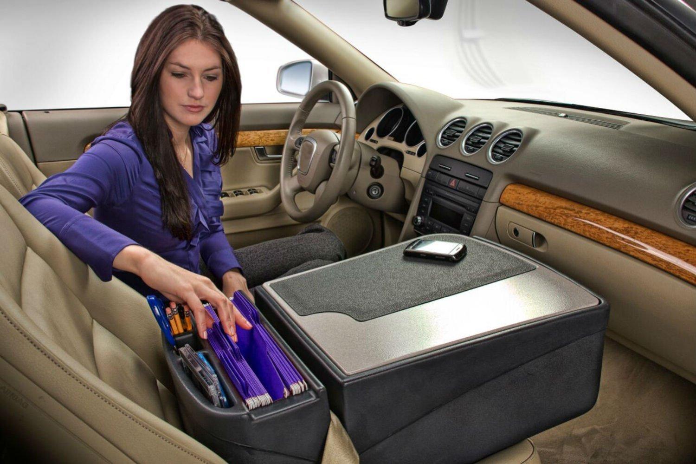 Efficiency GripMaster Car Desk (Efficiency GripMaster Car Desk w 400 Watt Inverter)