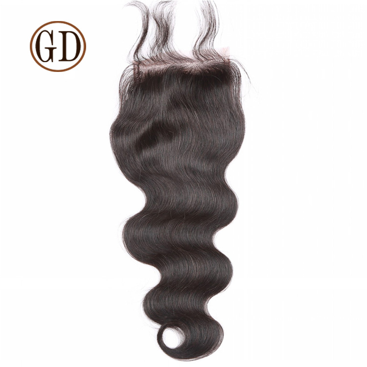 8a Grade Ombre Virgin Brazilian Hair 3 Bundles with Lace Closure 100% Brazilian Virgin Human Hair Weave with