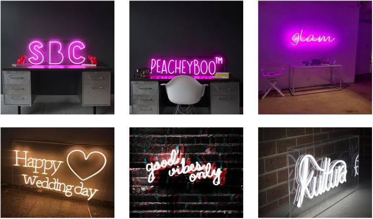 Cheap Building Make Neon Sign