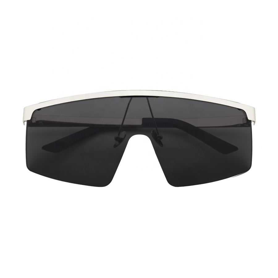 e8699ce0c241 Manufacturer in China High Quality Eyewear Products Fashion Design One  Piece Lens Sunglasses