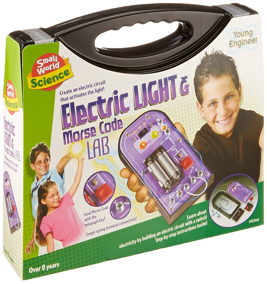 Small World Toys Science - Electric Light Lab