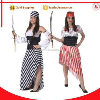 cheap wholesale long dress halloween costumes womens pirate costume for  female f43476e47