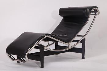 le corbusier furniture copy lc4 zero gravity lounge chair