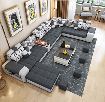 Lounge Couch Furniture Living Room Sofa
