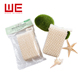 Back-strap exfoliator Body Sponge jacquard linen Back Strap Bath Shower Body Brush Scrubber