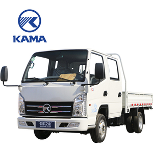 New KAMA Brand Double Cabin Gasoline Light Truck For Sale