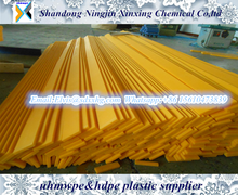 anti static virgin uhmwpe and hdpe plastic wear strips