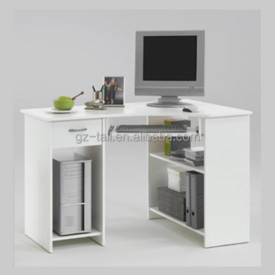 Groothandel modern kantoor aan huis meubels houten computer bureau houten tafels product id - Moderne kantoorbureaus ...