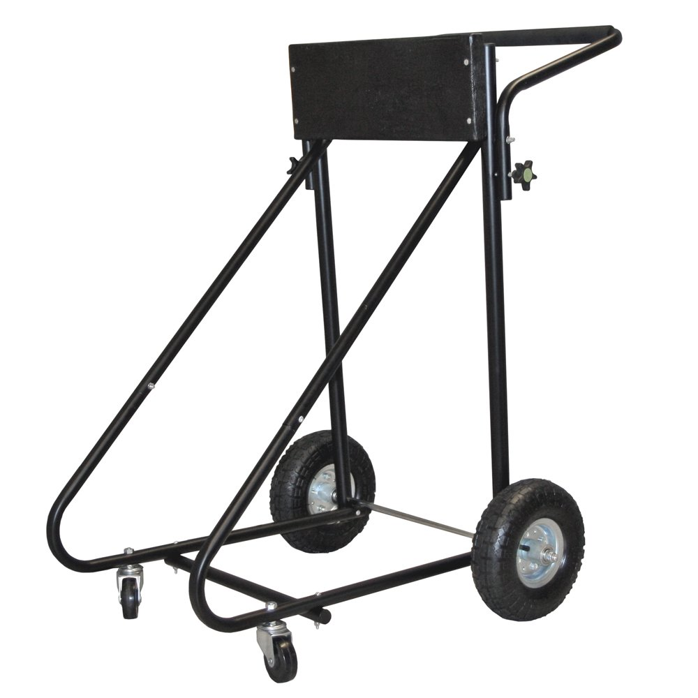 Rage Powersports OMC-F315 30 HP Folding Outboard Motor Cart and Engine Stand