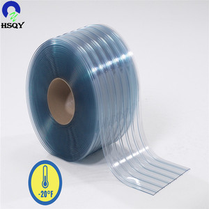 Plastic PVC Strip Curtain, PVC Strips and Air Curtains