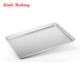 Hot New Products aluminum baking tray 400x600mm flat bread pan