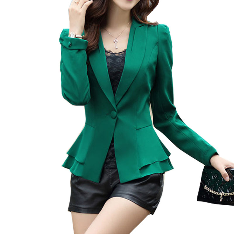 Cheap Green Blazer For Women, find Green Blazer For Women deals on ...
