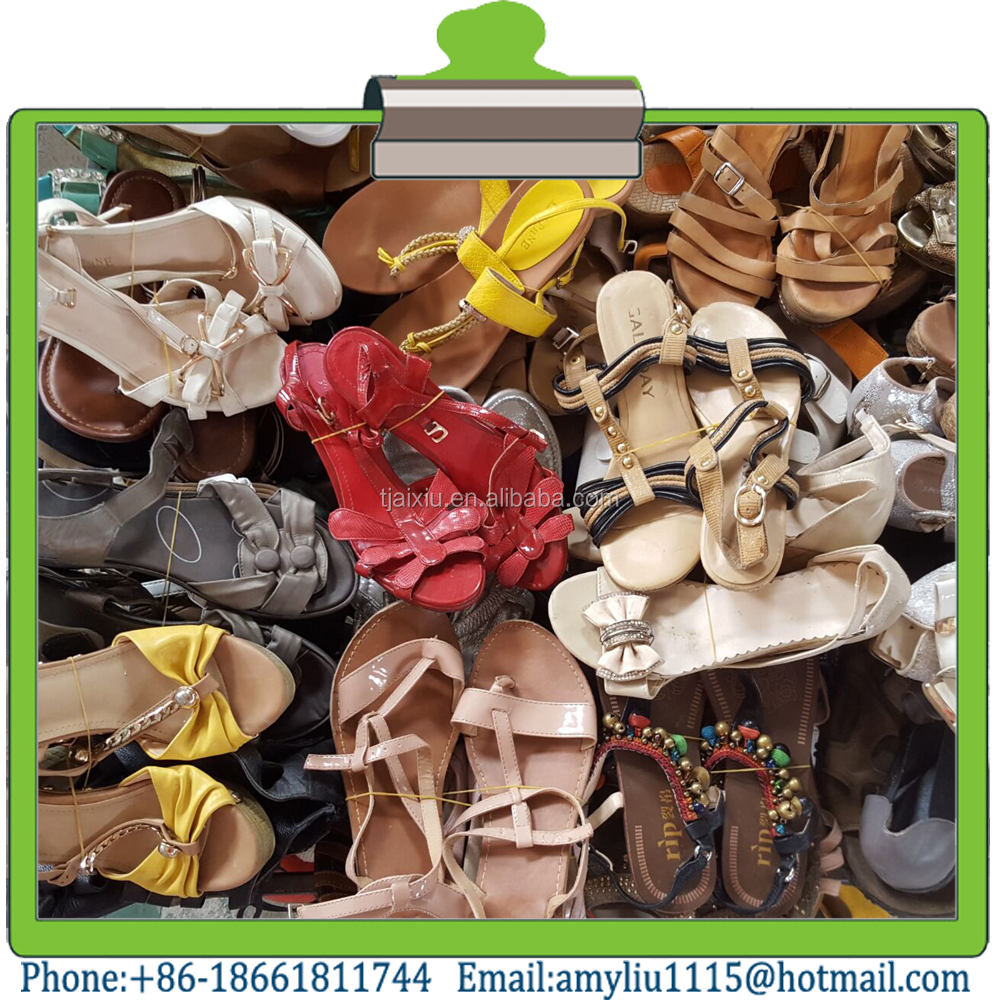 Fashion style designer Used shoe for women