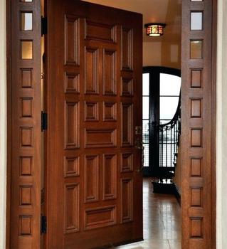 Indian House Teak Wood Main Door Design Buy Solid Wood Doorindian
