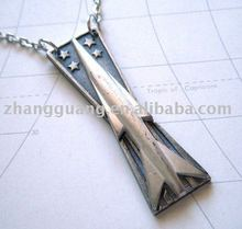 Latest design hot sale plane necklace