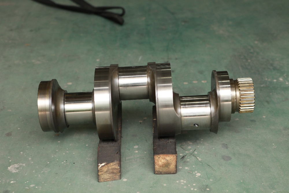 crankshaft ,mud plunger pump, triplex